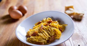 carbonara day food lifestyle
