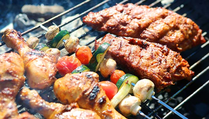 barbecue ecologico food lifestyle 1