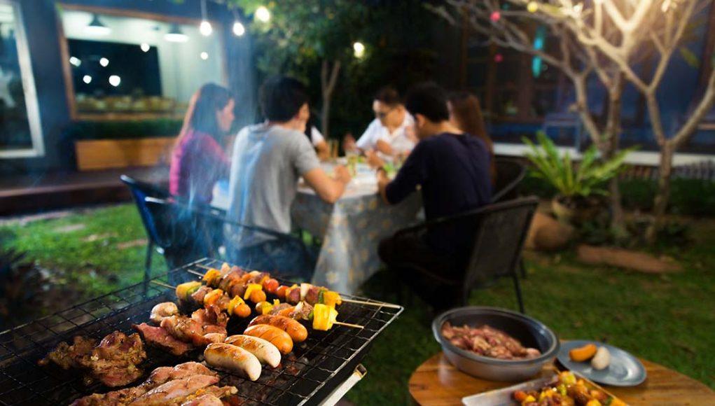barbecue ecologico food lifestyle