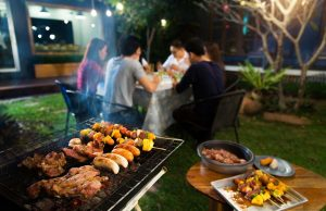 barbecue ecologico food lifestyle
