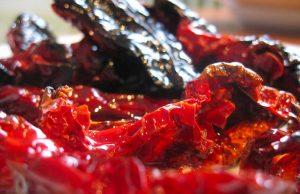 Prodotti tipici del Sud Italia: il peperone crusco