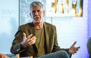 anthony bourdain food lifestyle