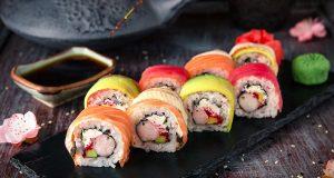 sushi day food lifestyle