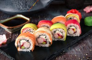 sushi day food lifestyle
