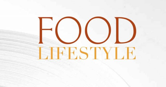 Editoriale Food Lifestyle