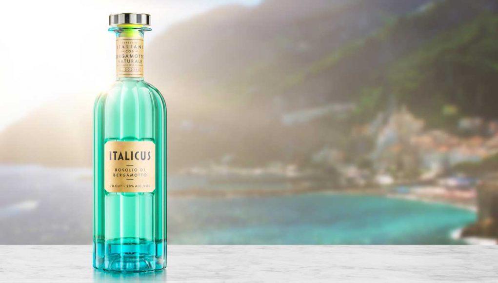 Italicus è il Rosolio al bergamotto Made in Italy