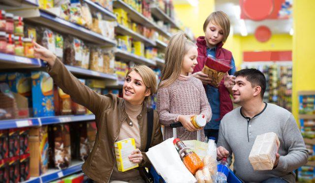 american food shop food lifestyle