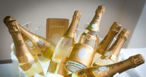 Champagne Cristal 2008 food lifestyle