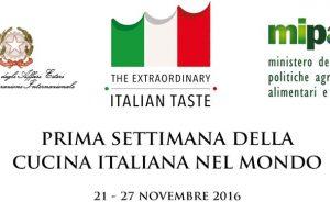 settimana della cucina italiana nel mondo foodlifestyle