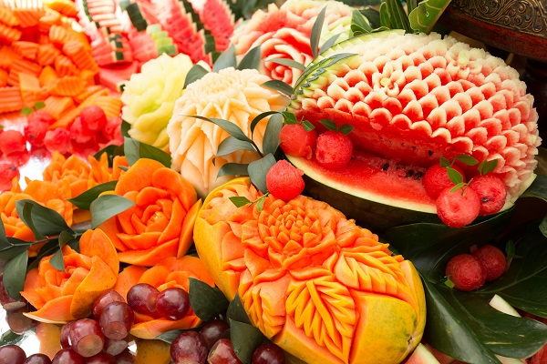 Fruit Carving food lifestyle 1