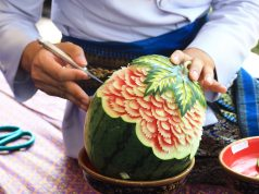 Fruit Carving food lifestyle