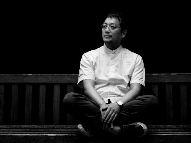 Yoji Tokuyoshi food lifestyle