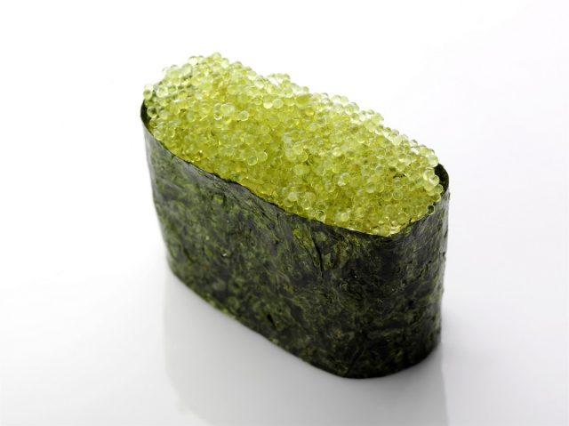 caviale di wasabi food lifestyle