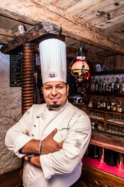 feto alisani chef&Maitre food lifestyle