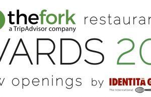 TheFork Restaurants Awards food lifestyle