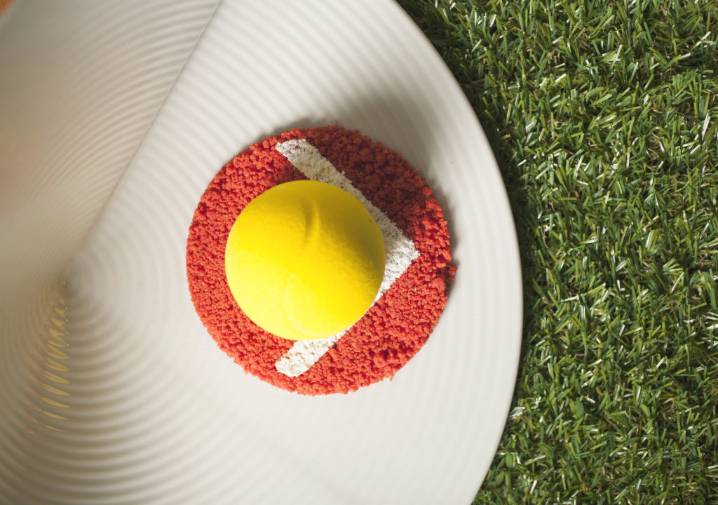 dessert internazionali tennis 2019 food lifestyle