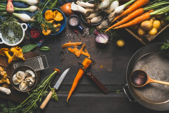 cucina circolare food lifestyle