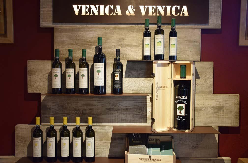 food lyfestyle venica azienda vinicola