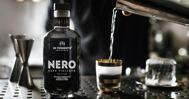 sake nero italiano food lifestyle