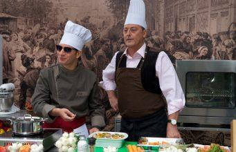 chef film food lifestyle