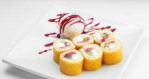 Il Corso di Specializzazione in gelato sushi