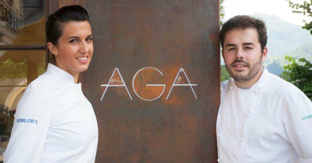 Alessandra Del Favero e Oliver Piras-foodlifestyle