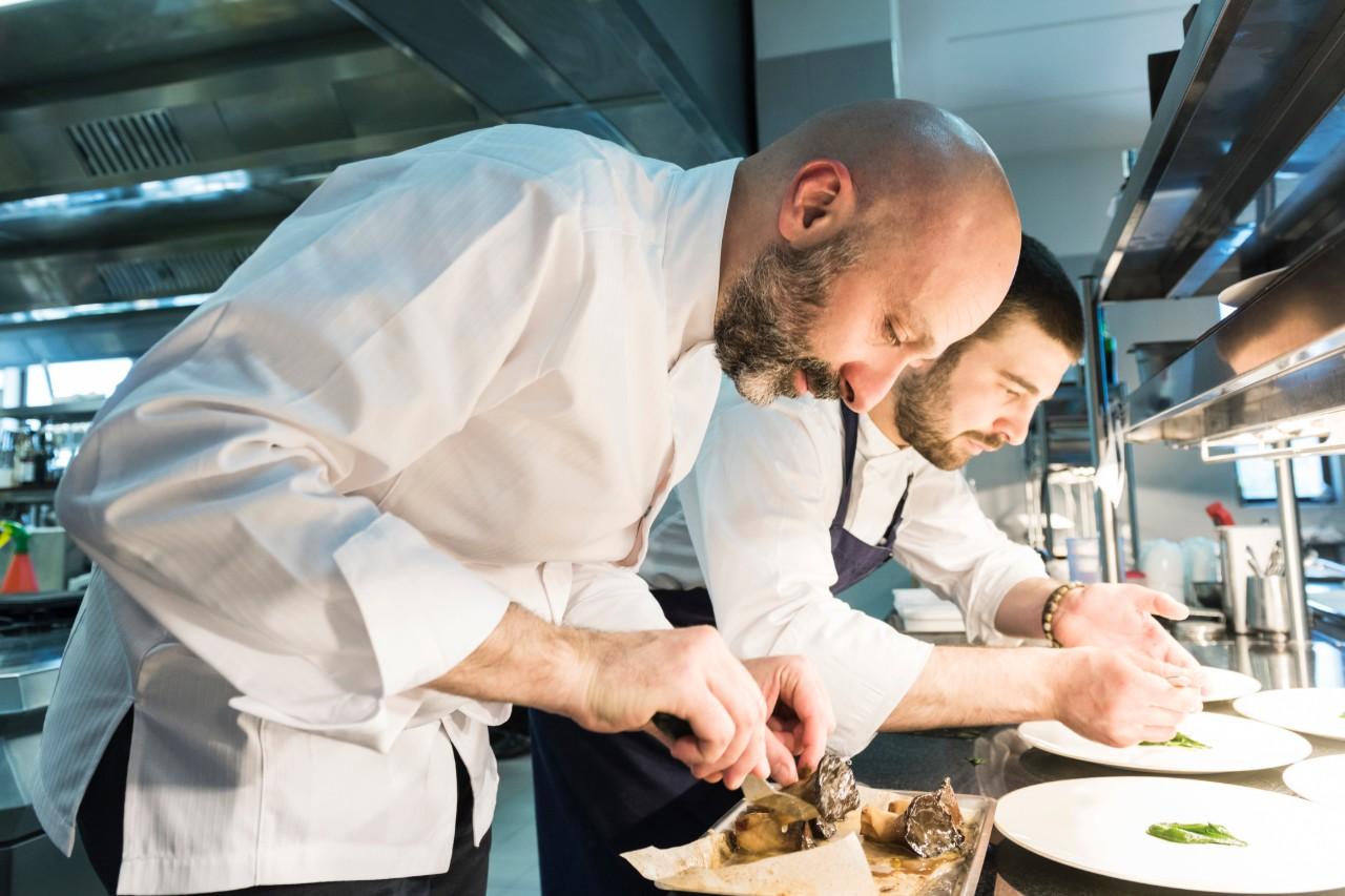 food lifestyle Niko Romito e Dino Como_Brambilla Serrani