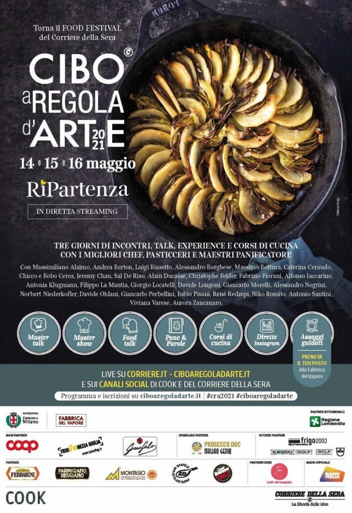 cibo-a-regola-dartefood lifestyle