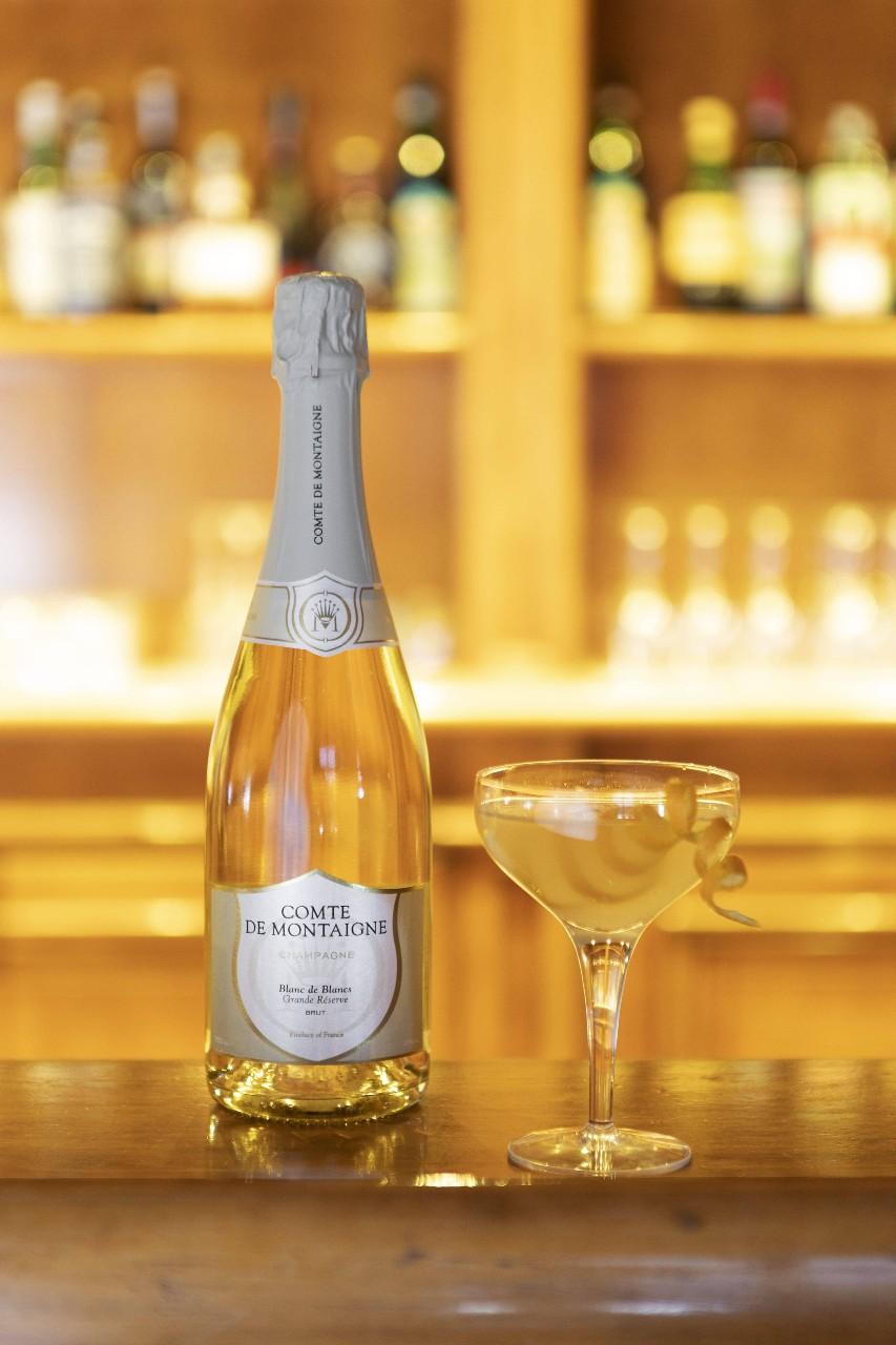 Champagne & Gin - Sensation-foodlifestyle