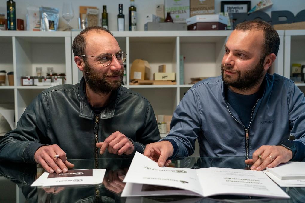 Francesco (sx) e Giuseppe (dx) Sammartino-foodlifestyle