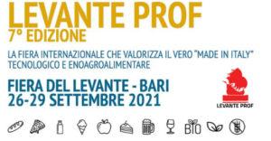 Levante-PROF-2021 food lifestyle